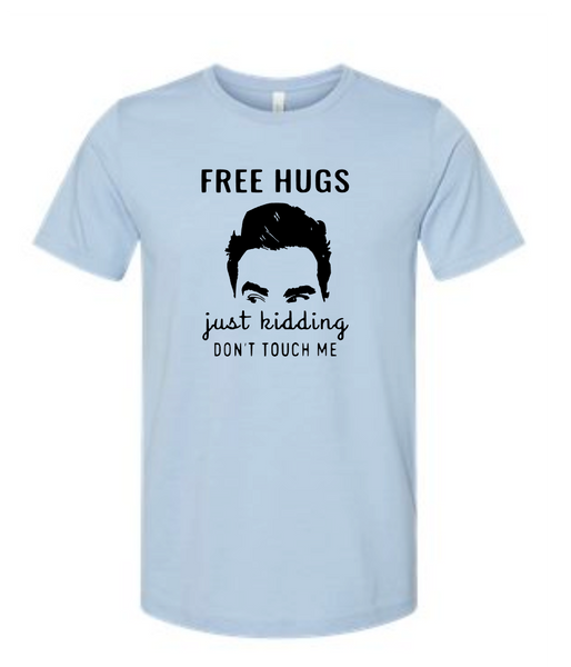 Free Hugs Schitts Creek Top