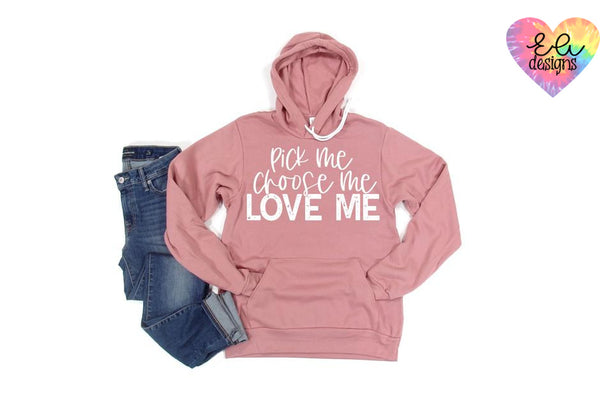 Pick Me Choose Me Love Me Top