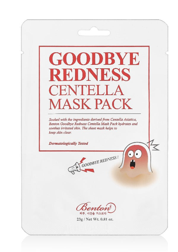 [Benton] Goodbye Redness Centella Mask