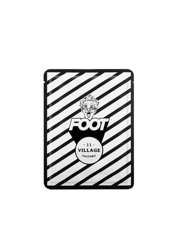 [11 Village Factory] Relax Day Foot Mask