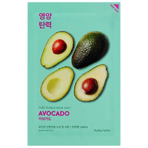 [Holika Holika] Pure Essence Mask Sheet Avocado