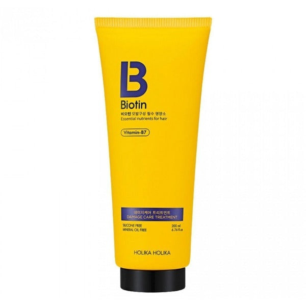 [Holika Holika] Biotin Damage Care Hair Treatment