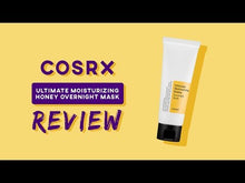 Load and play video in Gallery viewer, [COSRX] Ultimate Moisturizing Honey Overnight Mask