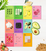 Load image into Gallery viewer, [Holika Holika] Pure Essence Mask Sheet Avocado