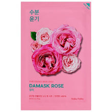 Load image into Gallery viewer, [Holika Holika] Pure Essence Mask Sheet Damask Rose