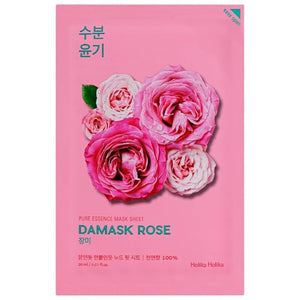 [Holika Holika] Pure Essence Mask Sheet Damask Rose