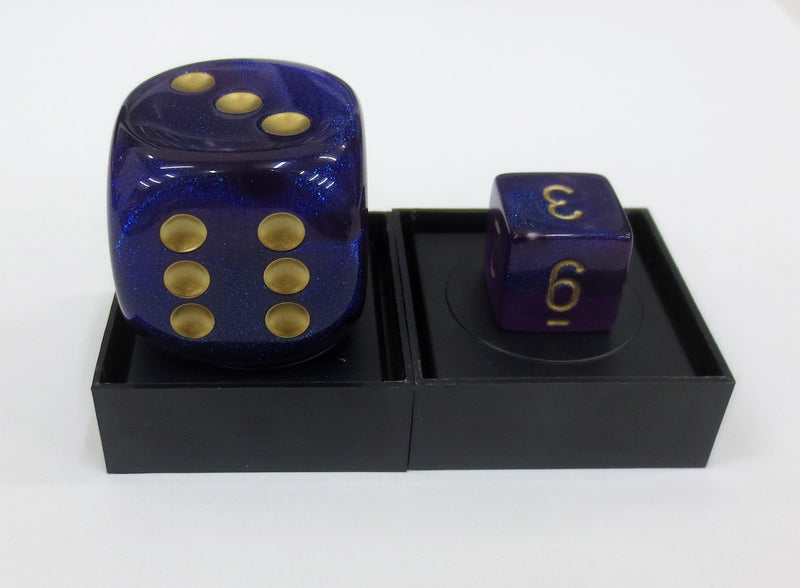 30mm Royal Purple D6 With Pips (Oversize)