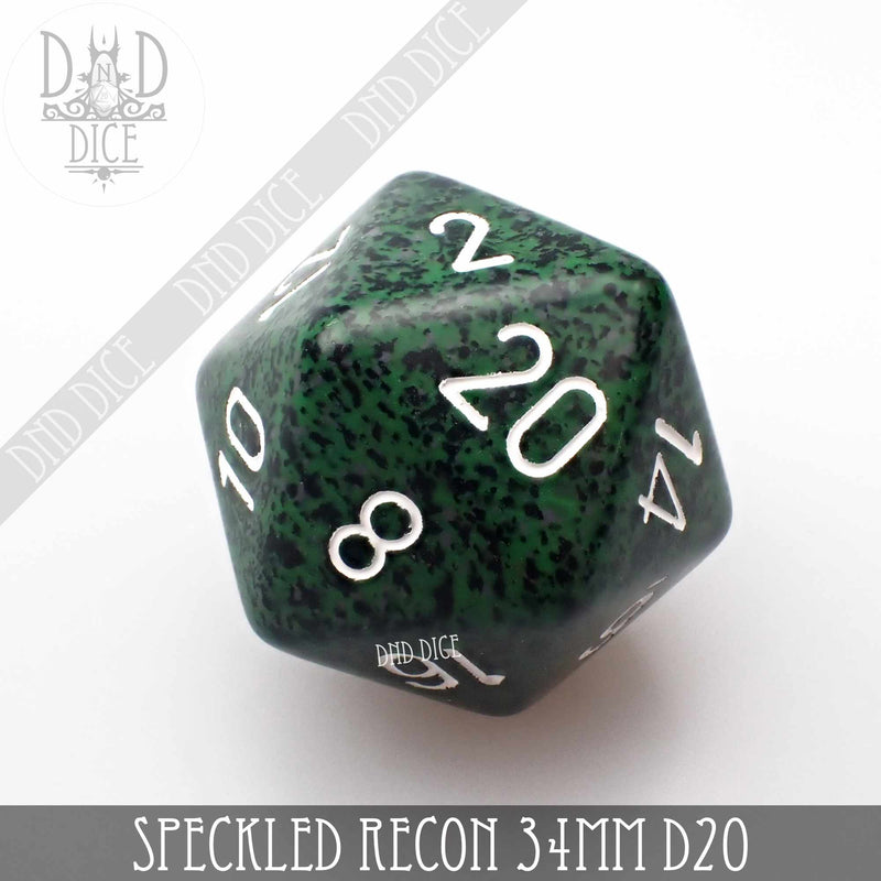 Speckled Recon 34mm D20 (Oversize)