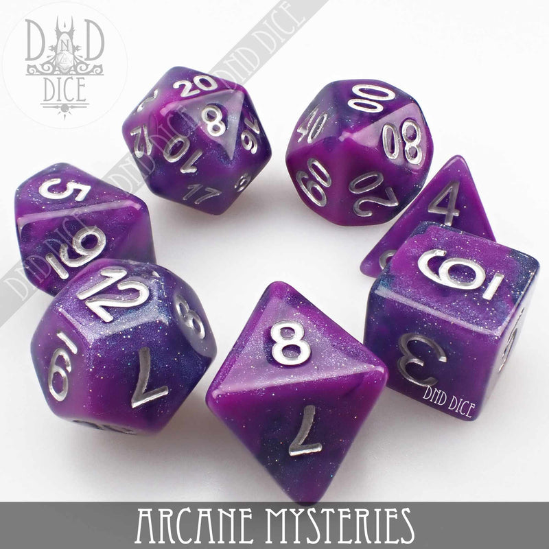 Arcane Mysteries Dice Set