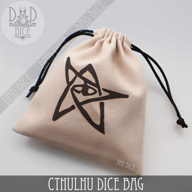 Call of Cthulhu Dice Bag