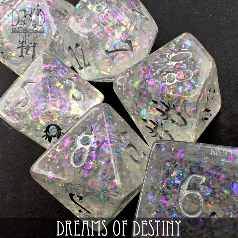 Dreams of Destiny Dice Set (Limited Edition)