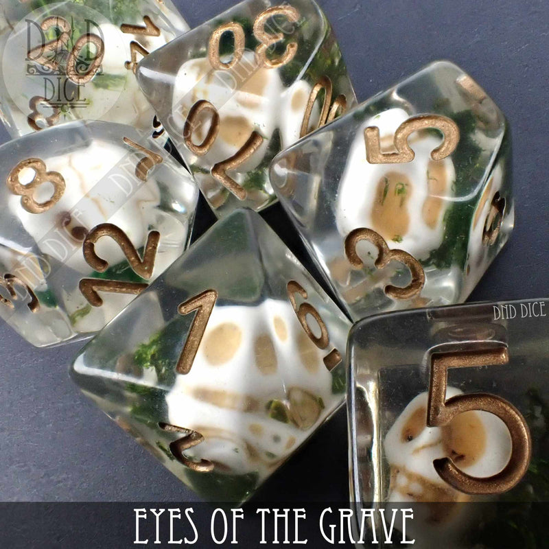 Eyes of the Grave Dice Set (Limited Edition)