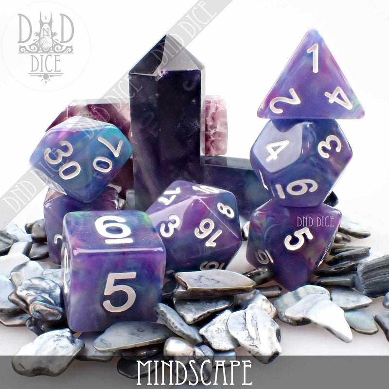 Mindscape Dice Set