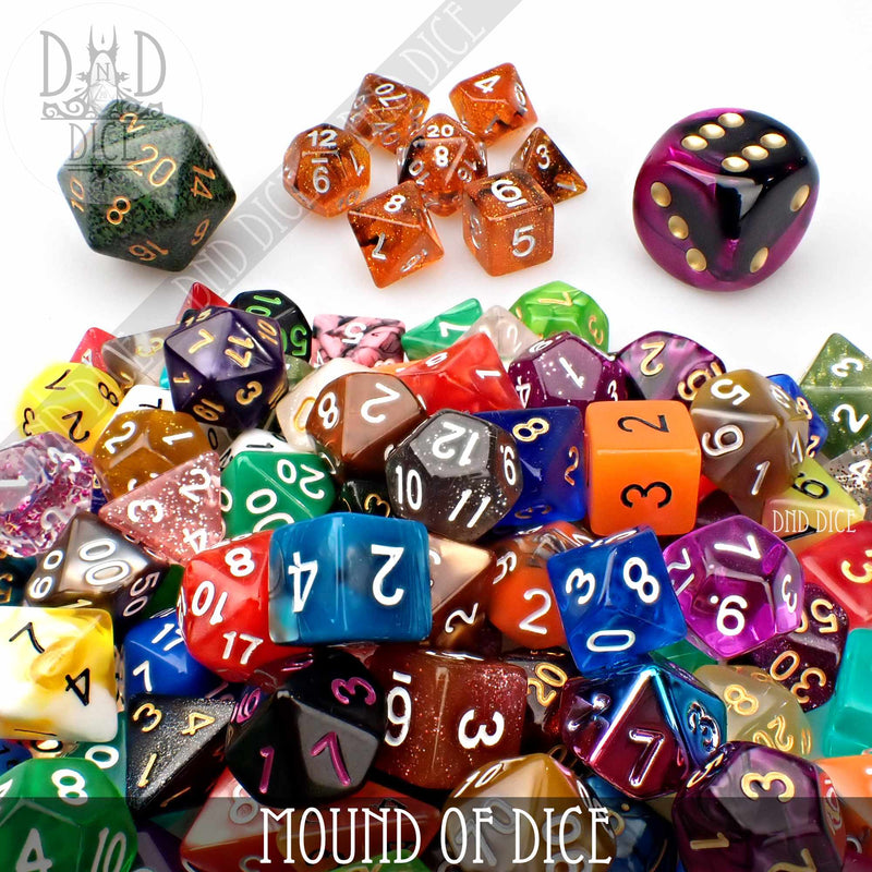 Mound of Dice