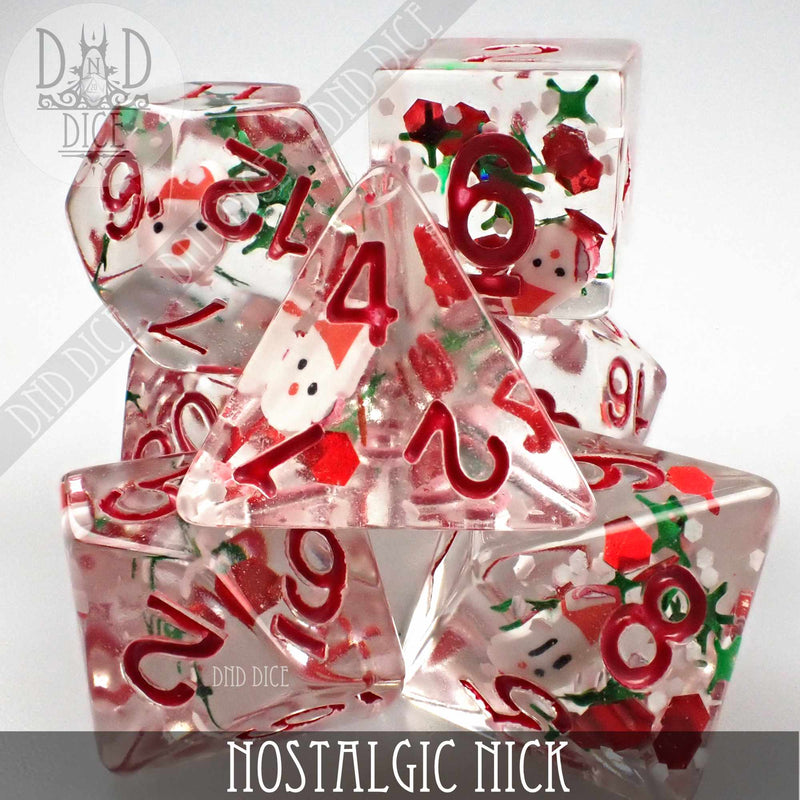 Nostalgic Nick Dice Set