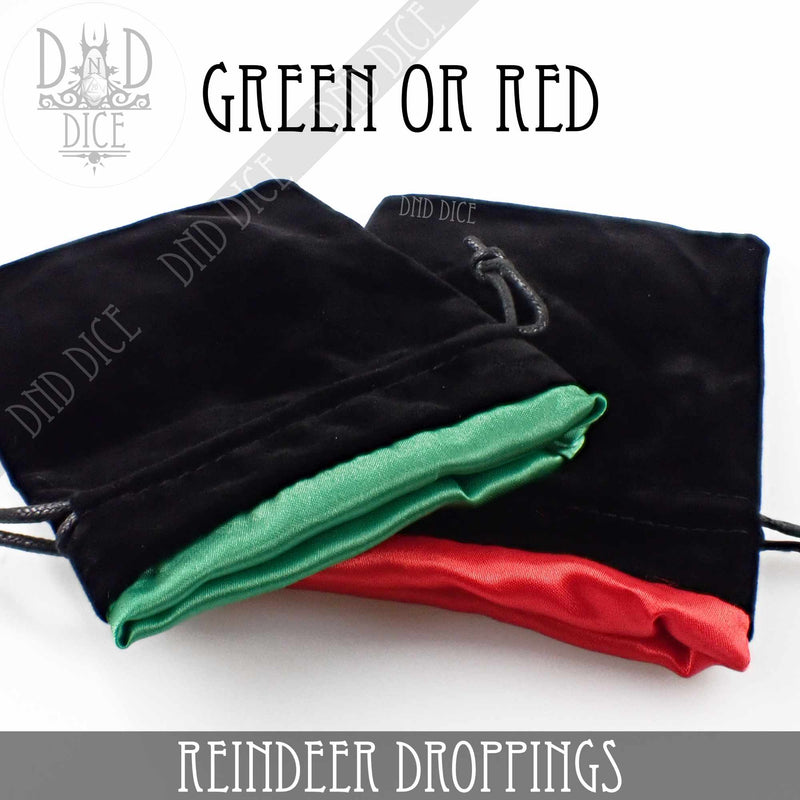 Reindeer Droppings Bundle (3 Sets & 1 Bag)