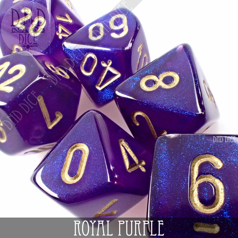Royal Purple Build Your Own Set