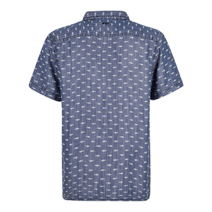 Weird Fish Crosby Short Sleeve Shirt R