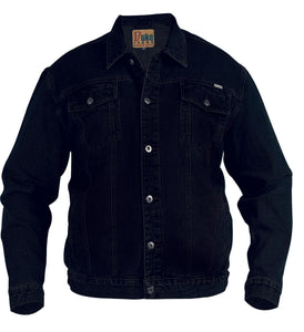 Duke Trucker Style Denim Jacket K