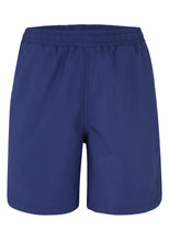 Load image into Gallery viewer, Ahorn Fitness Blue Microfiber Shorts K