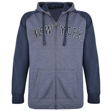 Load image into Gallery viewer, Kam Kbs 7015-Ny Emb Hoody K