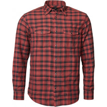 Load image into Gallery viewer, Replika Red and Black Check Shirt K