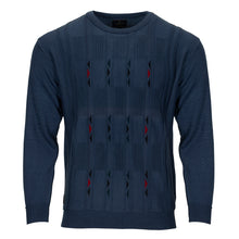 Load image into Gallery viewer, Deer Park Round-Neck wool/acrylic Sweatshirt D2652r