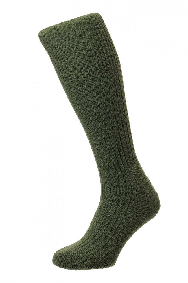 Hj Commando Cushion Sole Socks R