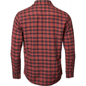Replika Red and Black Check Shirt K
