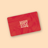 High Side Coffee Gift Card - High Side Coffee