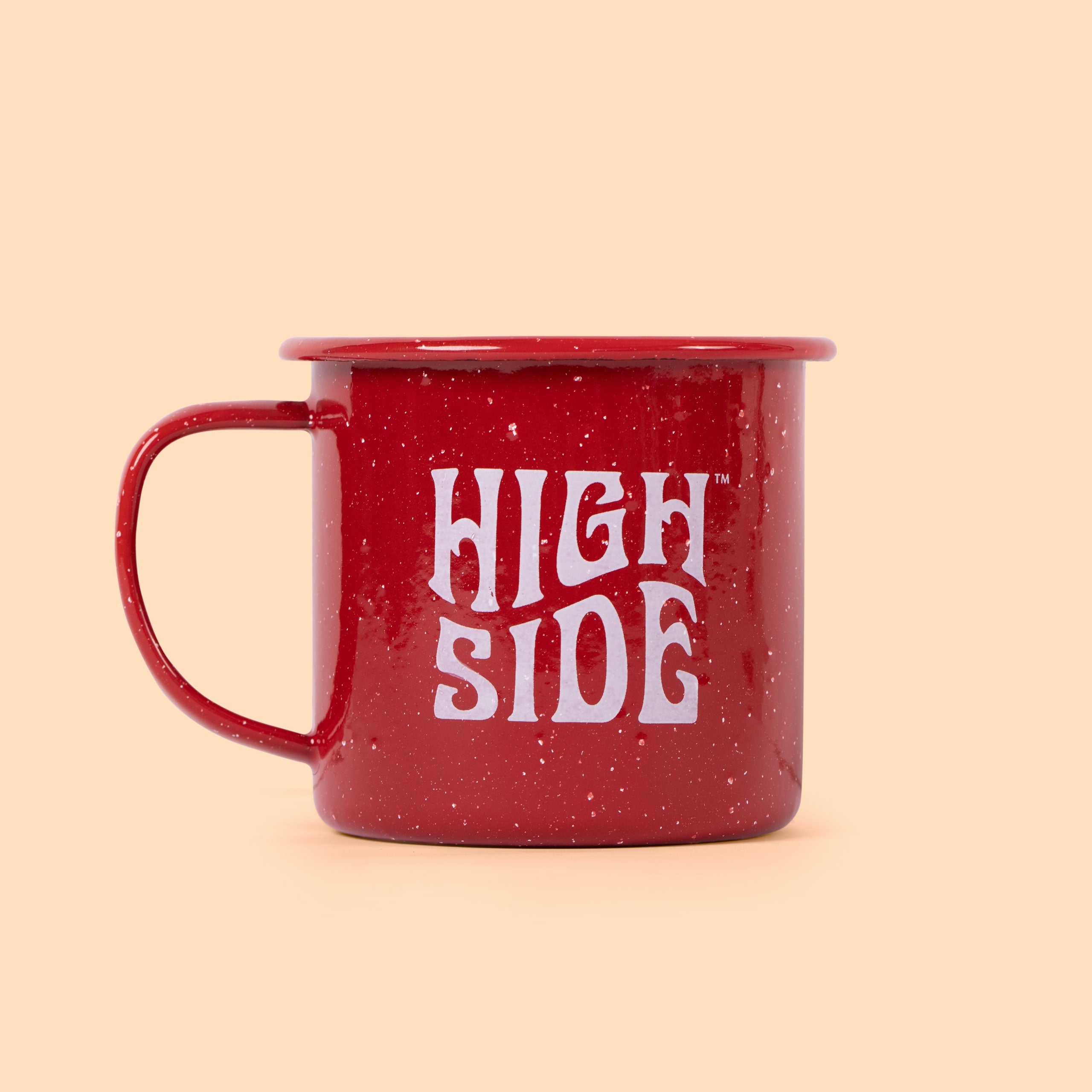 Enamel Camp Mug / 12oz - High Side Coffee