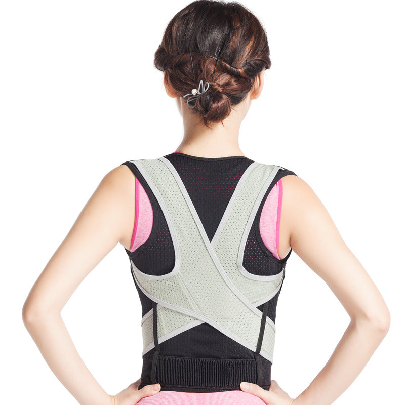 Corrective posture correction corrector Humpback correction belt