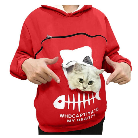 Image of Sudadera Cat's Lovers