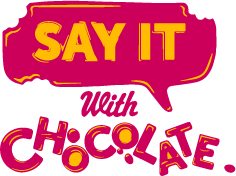 Say It With Chocolate