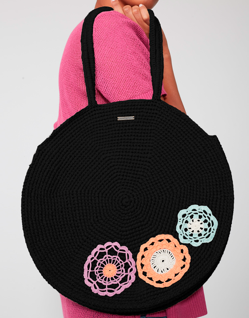 Alice Crochet Bag