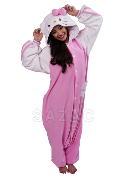 Hello Kitty™ Roze Kigurumi