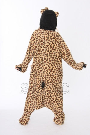 Hello Kitty™ Panter Zwart Kigurumi