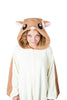 vliegende eekhoorn flying squirrel onesie kigurumi 5