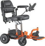 New SupaChair Safari Lightweight Transportable Powerchair with Suspension