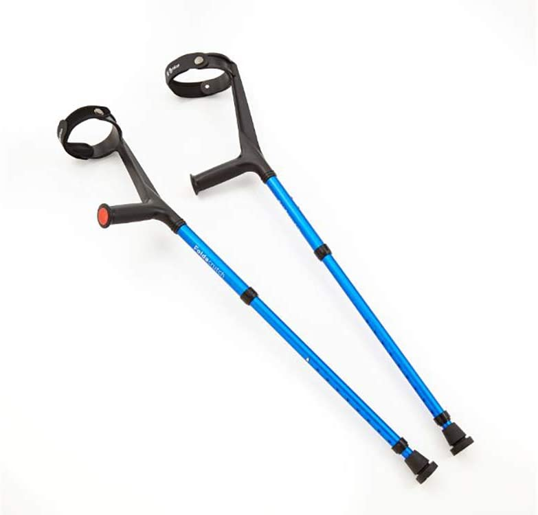 Foldacrutch Lightweight Folding Crutches