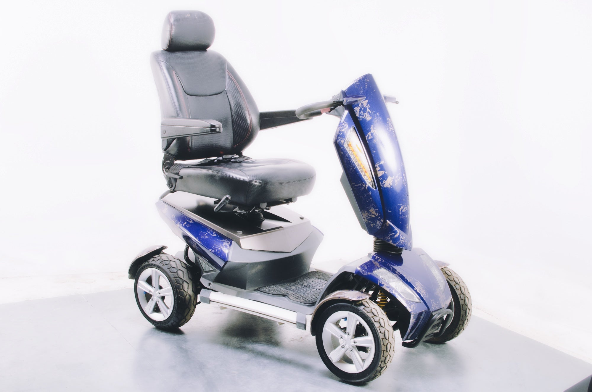 TGA Vita Used Electric Mobility Scooter 8mph Bucket Seat