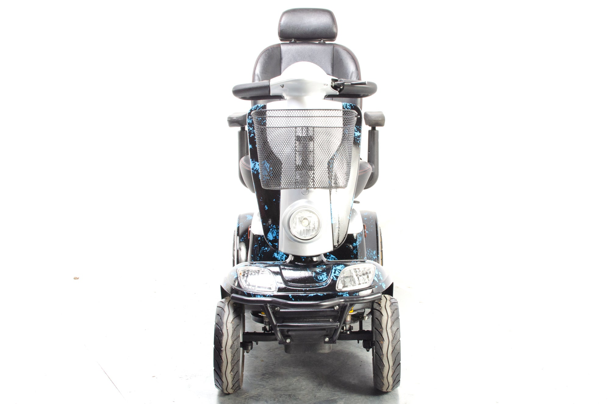Kymco Maxi XLS Large Comfy Electric Mobility Scooter