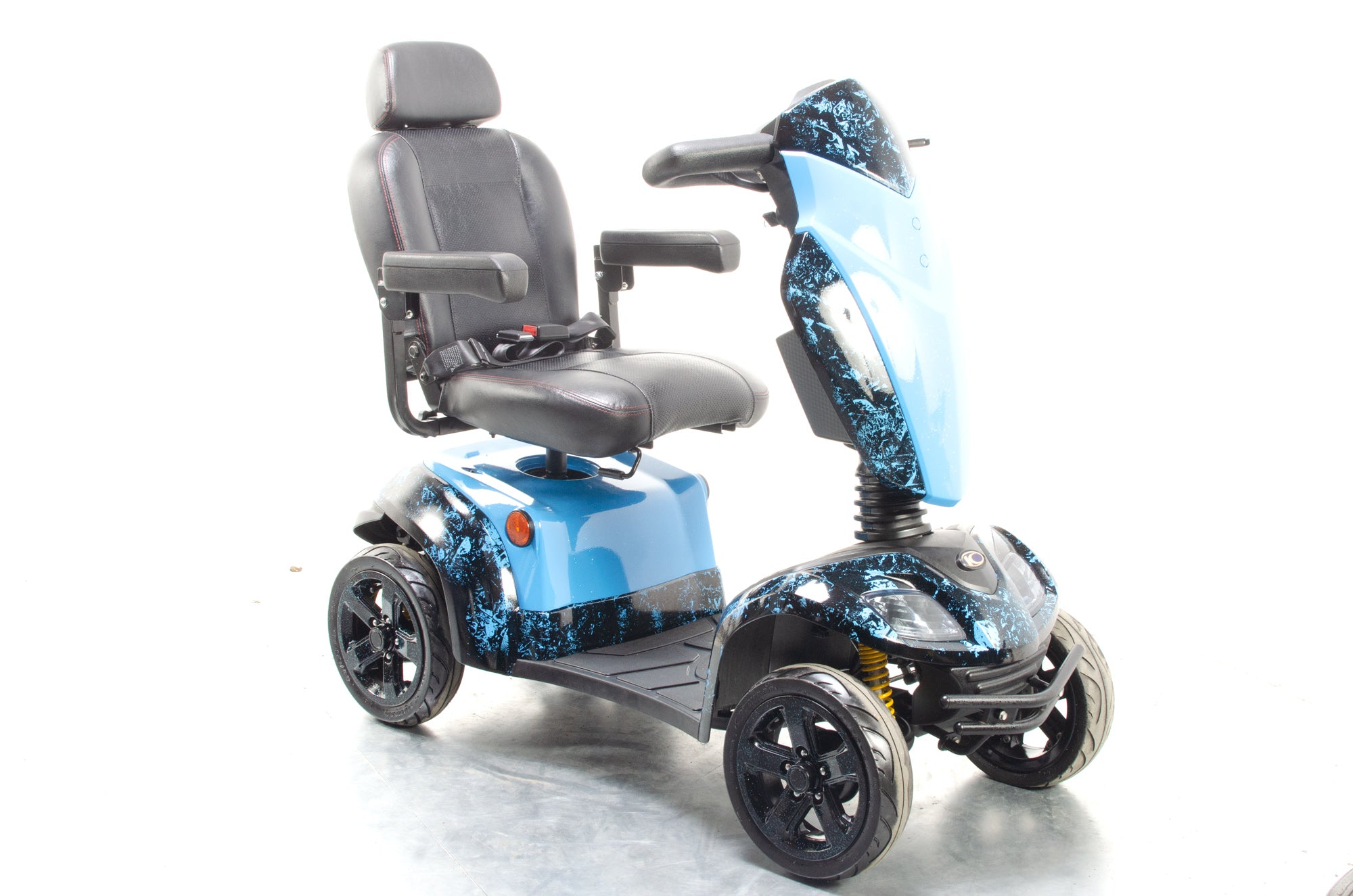 Kymco Agility 8mph Electric Mobility Scooter Road Large All-Terrain