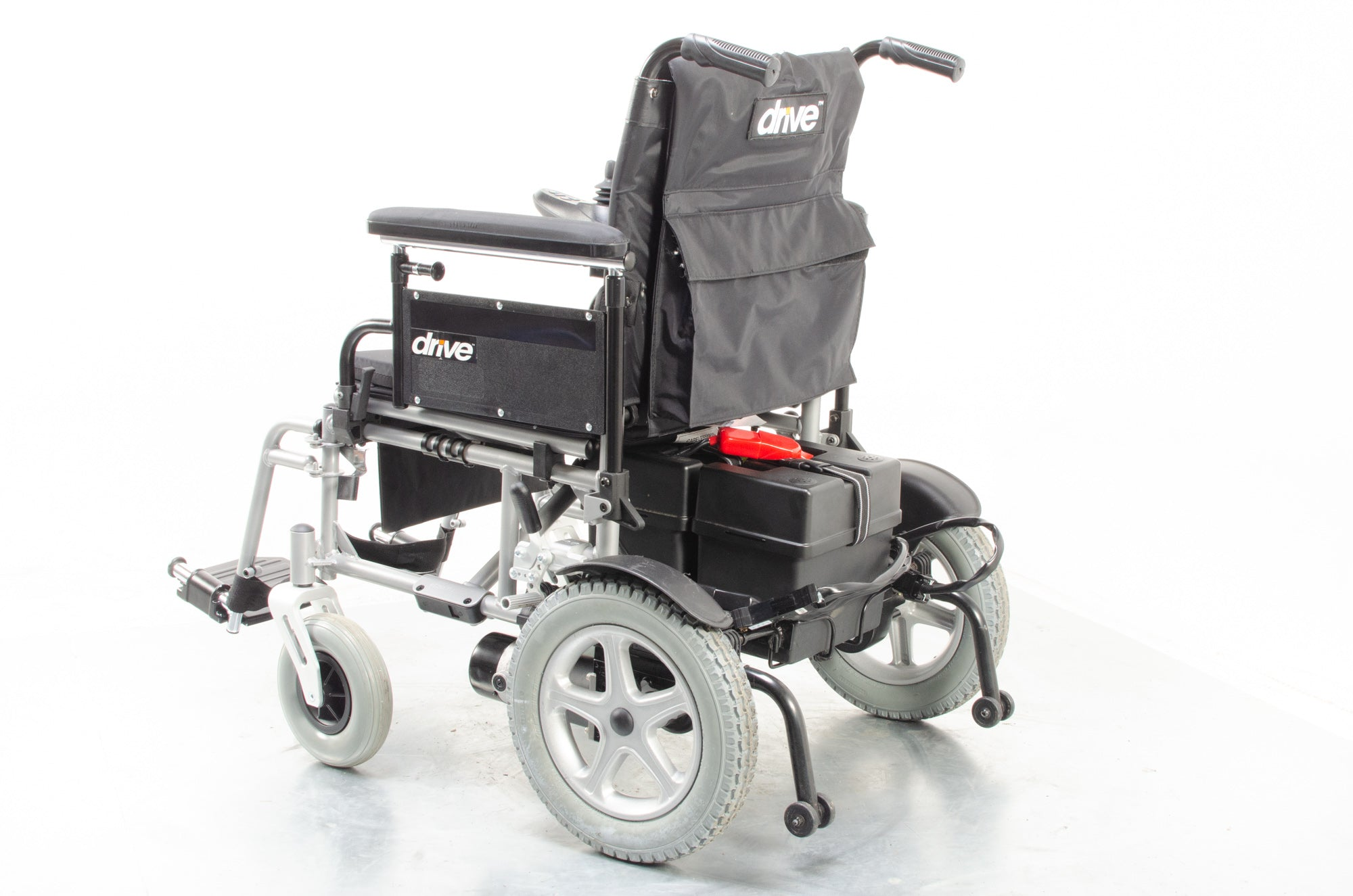 Driver Cirrus Used Electric Wheelchair Powerchair Folding Transportable Portable