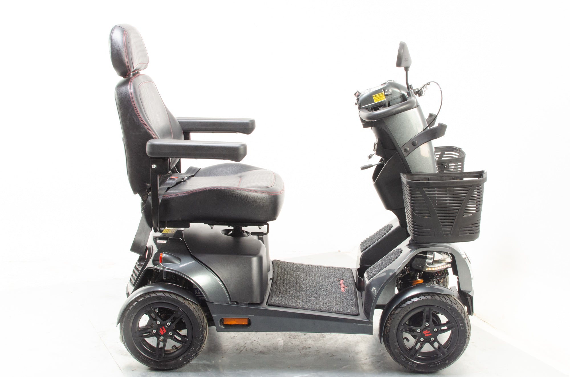 Freerider FR1 Used Electric Mobility Scooter 8mph Suspension Large Road