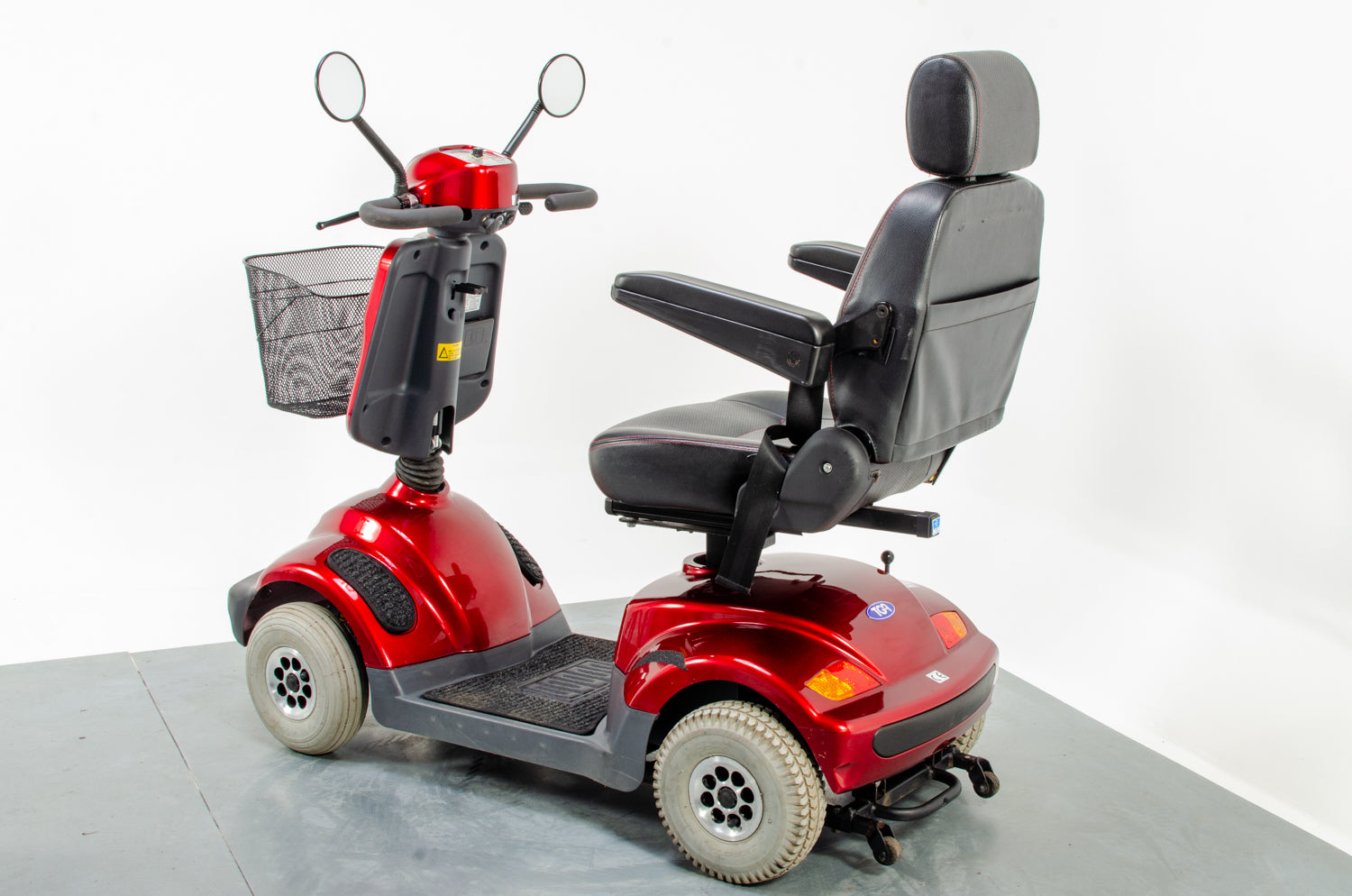 TGA Sonet Used Electric Mobility Scooter 6mph Road Pavement Class-3 Comfort