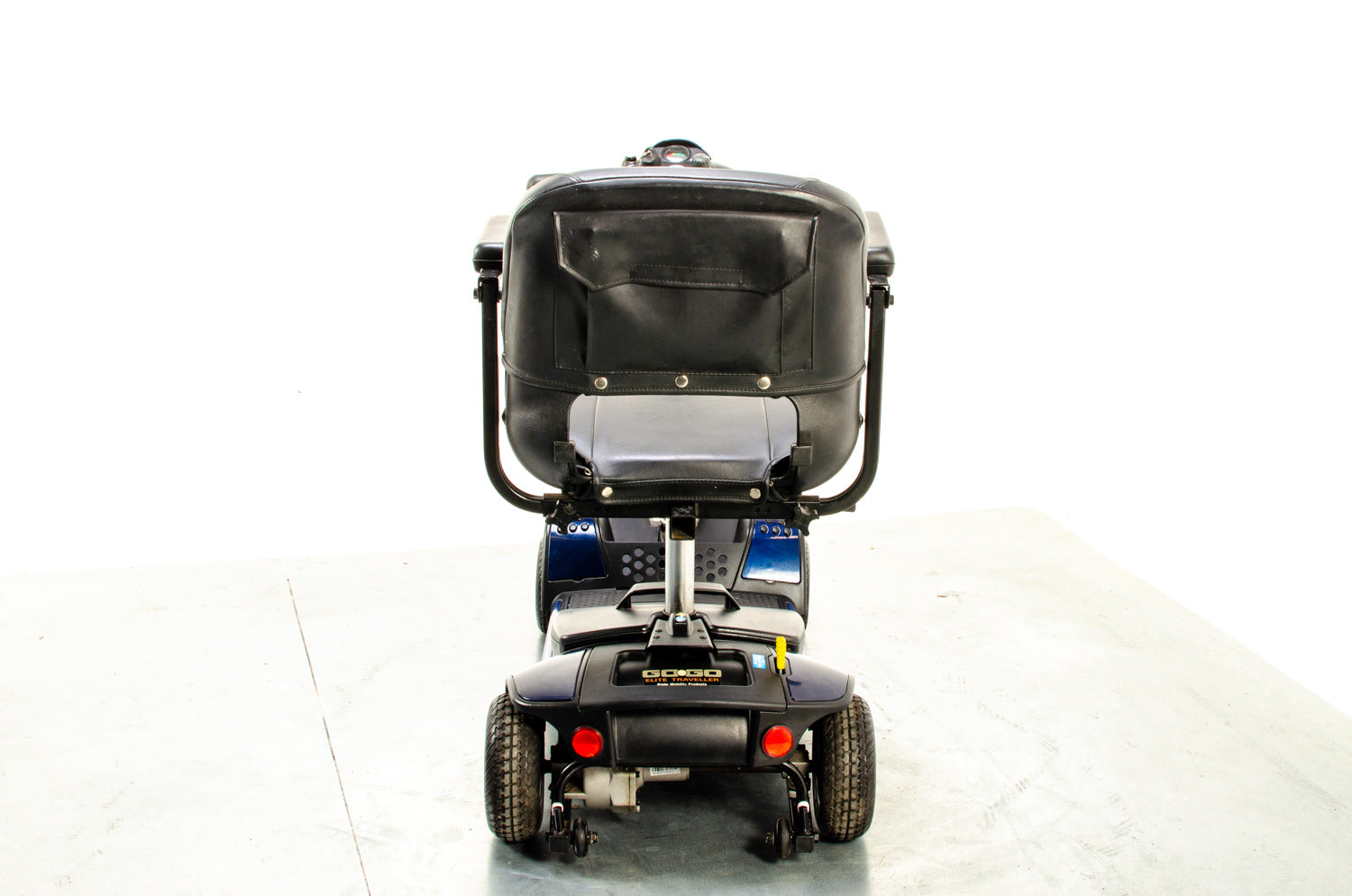Pride Go-Go Elite Traveller Used Mobility Scooter Boot Transportable Lightweight Folding