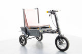 eFOLDI 8mph Lightweight Folding Mobility Scooter