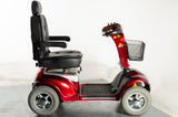 2016 Shoprider Cordoba from Roma Medical 8mph Large Bariatric Mobility Scooter in Red