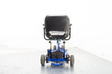 2018 SupaScoota Spartan 4mph Transportable Heavy Duty Mobility Scooter in Blue 32St